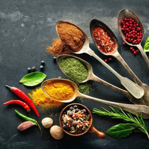 Kryddor, örter & kryddblandningar