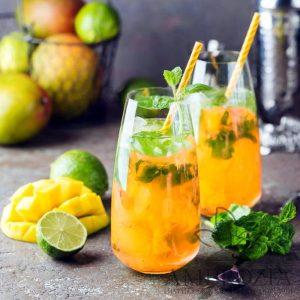 iste mango ice tea