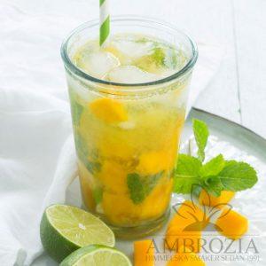 mango iste ice tea